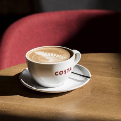 nowosci w costa coffee