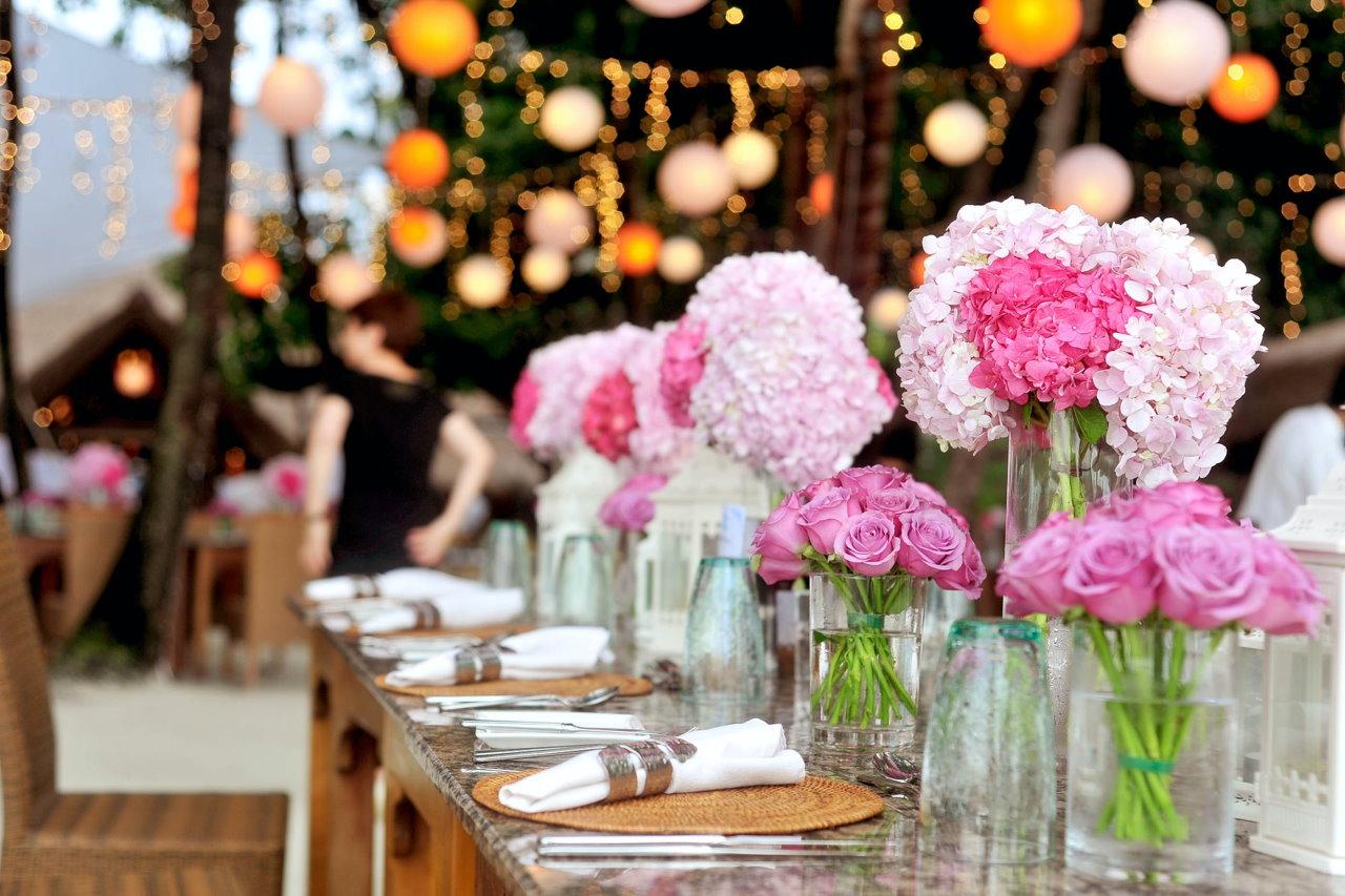 jedzenie na weselu