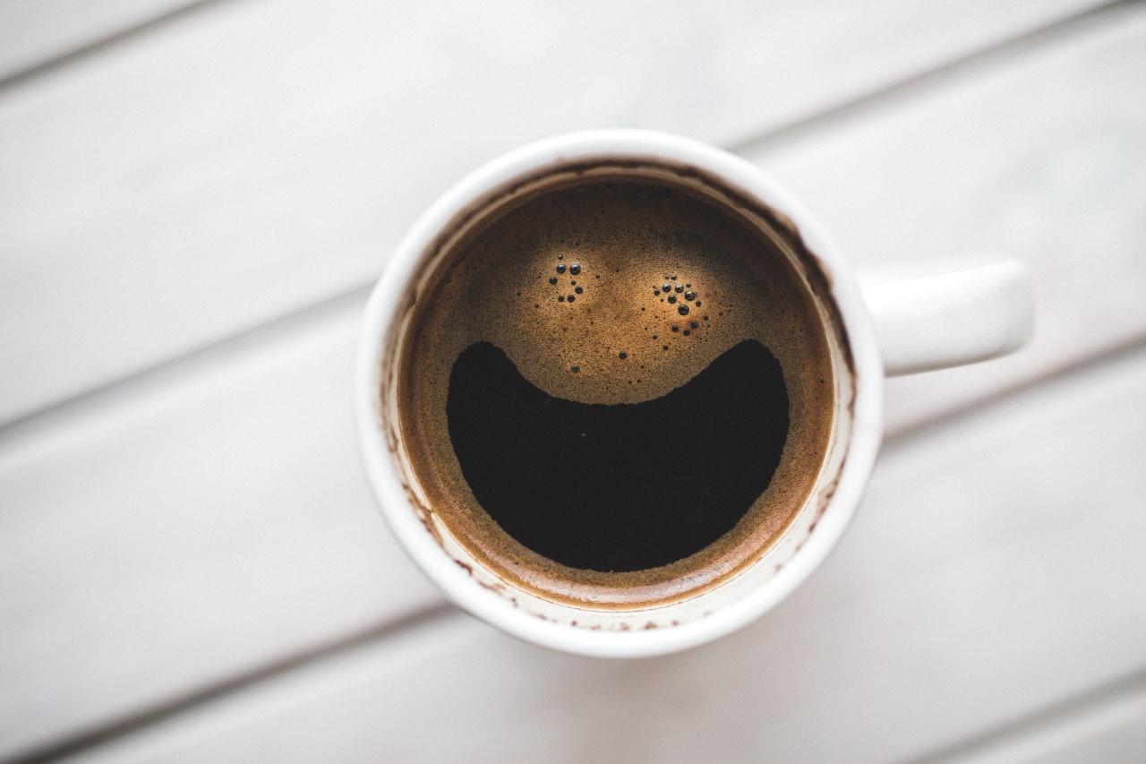 kawa w ciagu dnia